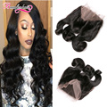 Peruvian Loose Wave 360 Lace Frontal Closure Peruvian Loose Wave Frontal 360 Lace Virgin Hair Wet And Wavy Frontal Human Hair