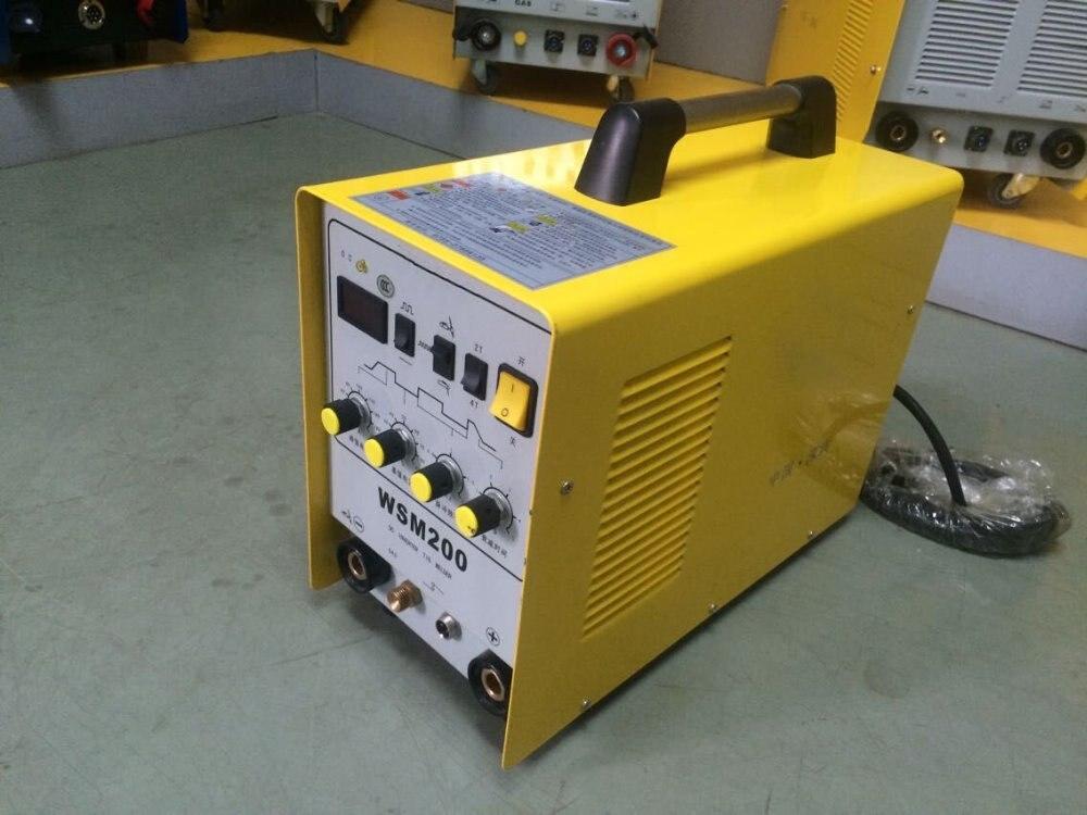 Inverter DC pulse TIG welding machine welder TIG 200P welding machine parts