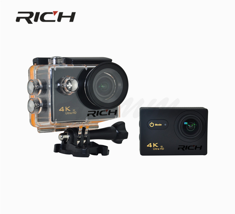 RICH Action Digital Camera M952 HD 1080P Digital Sports DV Photo Cam Waterproof underwater 30M 2.0 Inch Screen Mini Video Cam