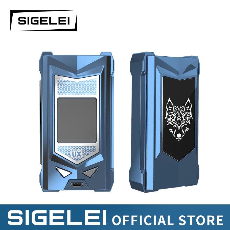 Le plus récent Mod de cigarette électronique de puissance supérieure de Sigelei SNOWWOLF Mfeng 1.5th mfeng UX