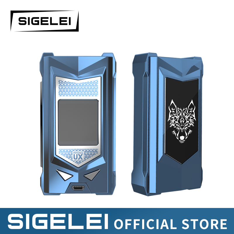 NEWEST Surper Power Vope Mod E Electronic Cigarette Mod From Sigelei SNOWWOLF Mfeng 1.5th Mfeng UX
