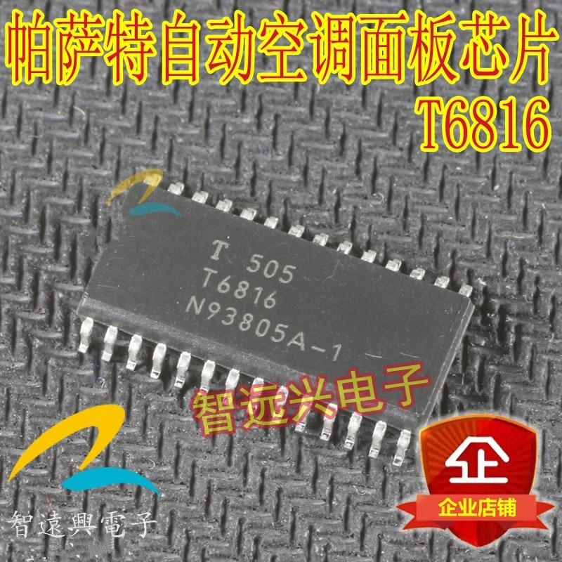 1 pcs New T6816 T6816-TIQY SOP-28 ic chip