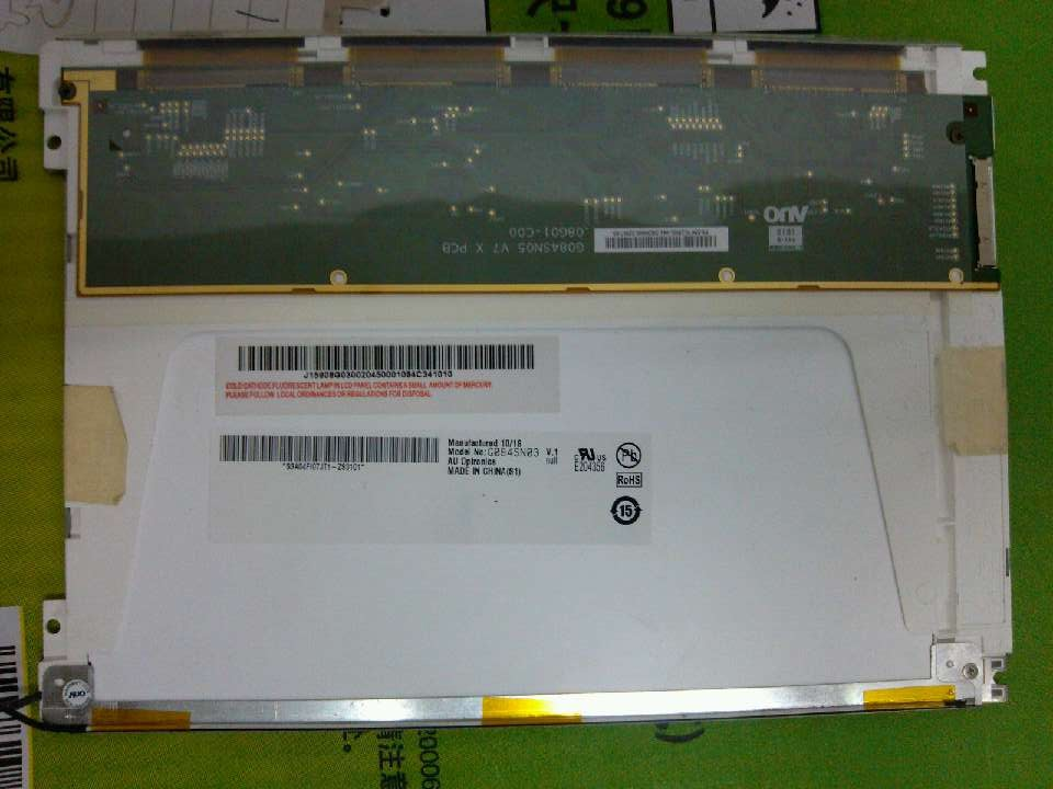 все цены на free shipping original new G084SN03 G084SN01 B084SN03 B084SN01 AUO 8.4 industrial medical screen онлайн