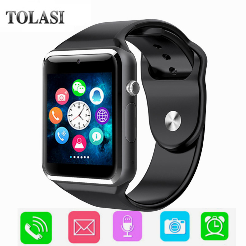 2018 child Bluetooth Smart Watch With Camera Facebook Whatsapp Twitter Sync SMS Smartwatch Support SIM TF Card For IOS Android стоимость