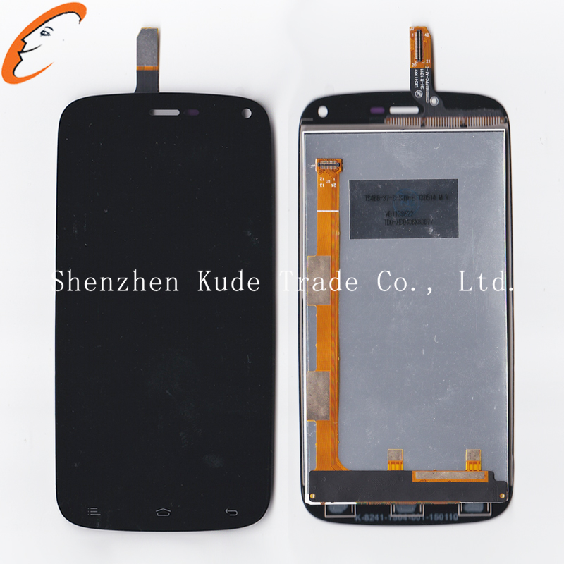 LCD Display + Touch Screen Digitizer Glass Panel For General mobile DISCOVERY