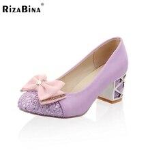 free shipping high heel shoes women sexy dress footwear fashion platform pumps P14539 EUR size 32-43