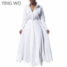 b600a300427f0 Buy button down dress for women and get free shipping on AliExpress.com