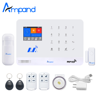 Top Quality GSM Wireless PIR Home Security Burglar Alarm System Auto Dialing Dialer SMS Call
