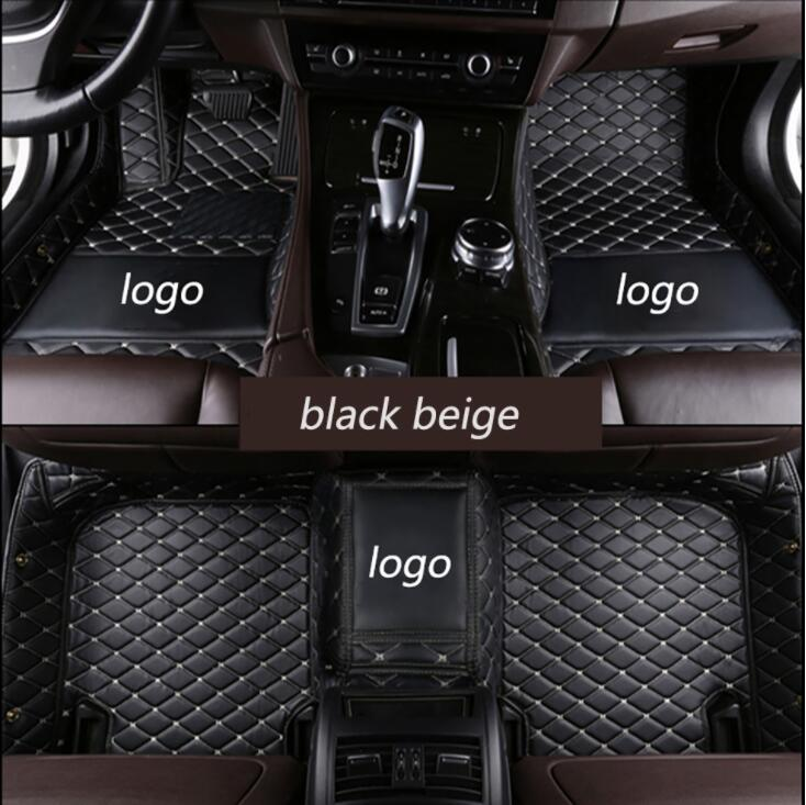 LHD Car Floor Mats For logo lexus RX 2007-2015 Front Rear Artificial Leather Carpet Complete Set Liner Waterproof CustomizedLHD Car Floor Mats For logo lexus RX 2007-2015 Front Rear Artificial Leather Carpet Complete Set Liner Waterproof Customized