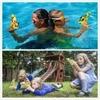2pcs Water Gun for Children in Summer  Water Pistol Shooters Launcher Gun for Hot Summer Outdoor Beach Pool Swimming Party Favor flash sale