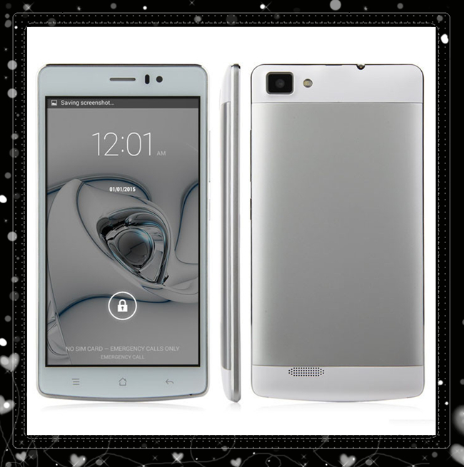 Мобильный телефон, 5, 5 дюйма jiake