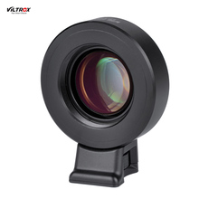 VILTROX M42-E Lens Adapter M42 Mount Adapter Ring Focal Reducer Telecompressor Speed Booster for Sony NEX E-mount Camera