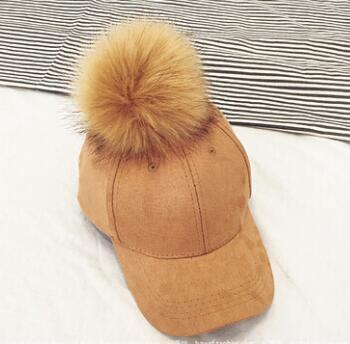 2018 Free shipping Frans tui New Winter Hat Hat Lady winter ball wool peaked cap baseball cap wool felt cowboy hat stetson black 50cm