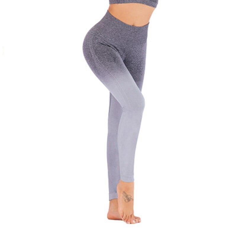 2019 Nieuwe Collectie Yoga Broek Vrouwen Unieke Fitness Leggings Workout Sport Running Leggings Sexy Pushup Gym Dragen Elastische Slanke Broek