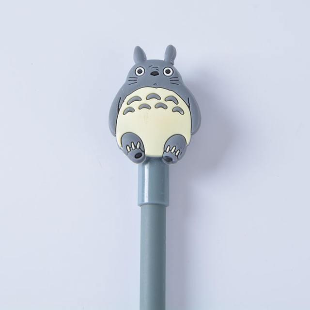 TOTORO Faceless Gel Ink Pens Cute