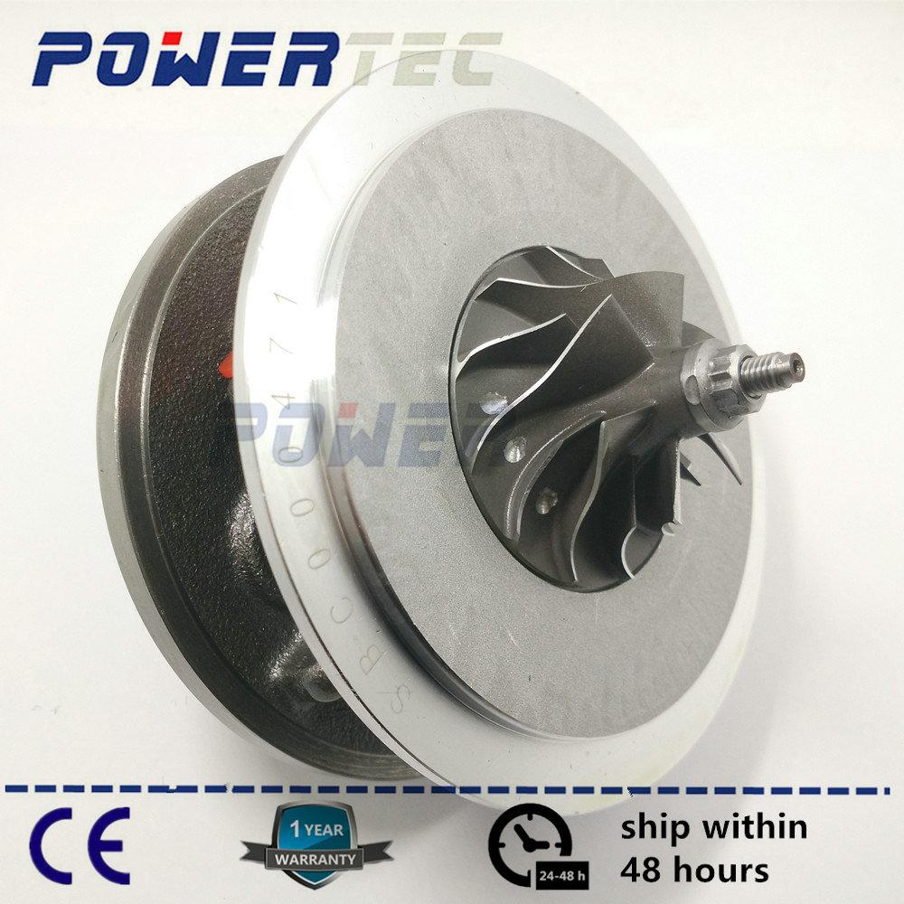 Cartridge turbo core GT1749V car turbocharger CHRA For Fiat stilo 1.9 JTD M724.19.X 85KW 2000-2005 712766-5002S 712766 yb1302001 car turbo sound whistling turbocharger silver size l