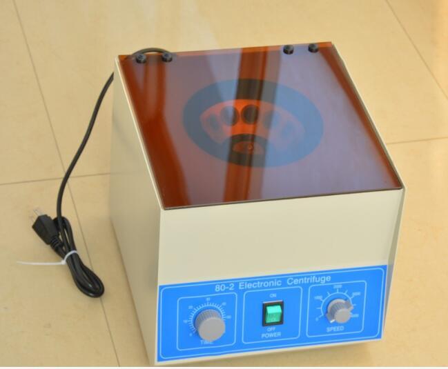 Electric Laboratory Centrifuge 90W Centrifuge Machine Electric Lab 4000 Rpm Electric Centrifuge 80-2 handheld mini chemical centrifugal machine centrifuge lx 300 10000 rpm