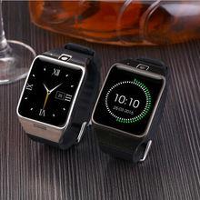LG128 Reloj Inteligente portátil con NFC, poyo Tarjeta SIM 1.3mp Cámara Captura Remota Monitor Impermeable Reloj de Pulsera bluetooth
