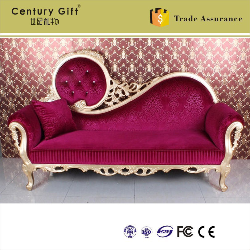 Hot Sale Sofa French Design Fabric Couches Living Room Furniture - Chaise lounge sofa for sale