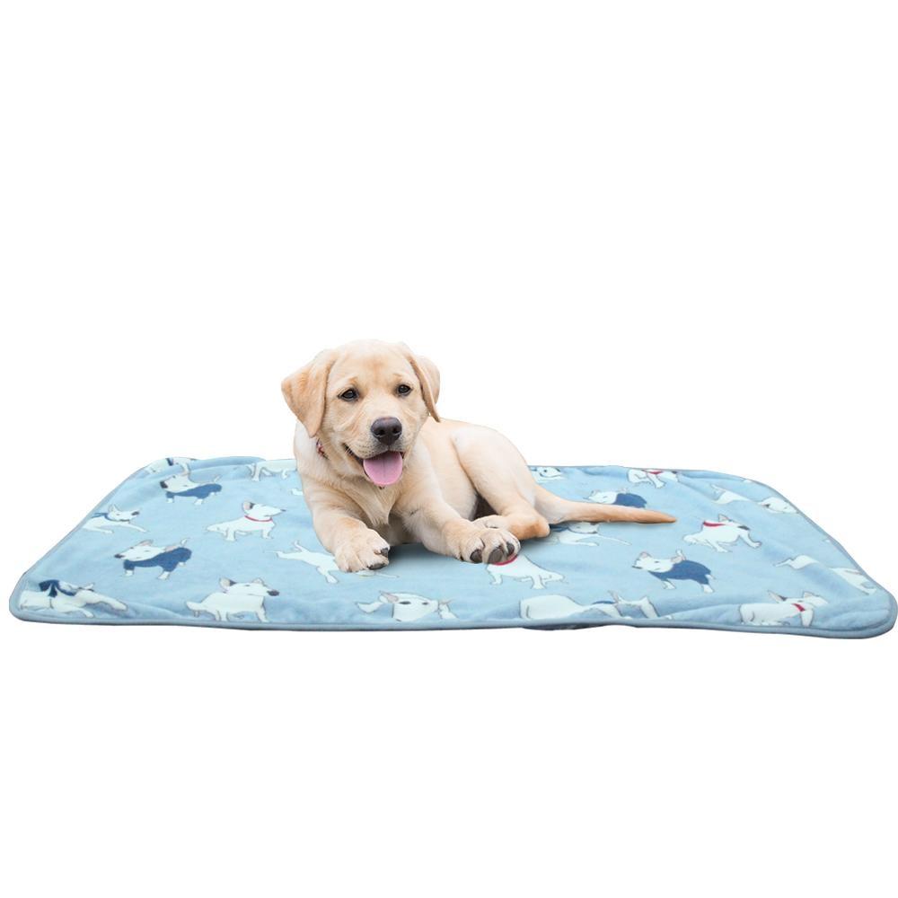 La pata impresa moda suave suave de alta calidad lindo perro gato - Productos animales