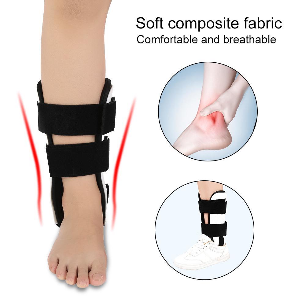 oper tibbi ayak bilegi eklem destegi brace burkulma kirik rehabilitasyon solunabilir atel ayak burkulmasi yaralanmasi guard yastik cihazi