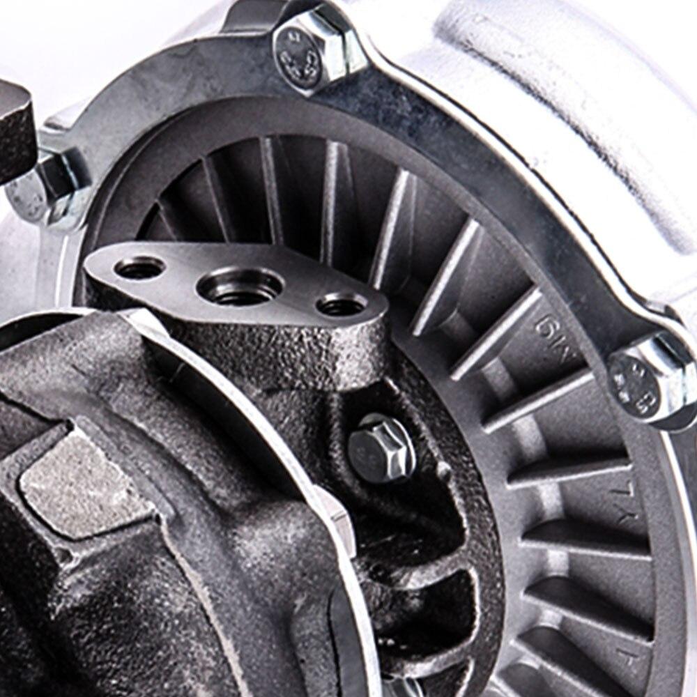 TURBO Manifold AND Turbocharger KIT FOR Nissan Safari Patrol 4 2L TD42 GQ  GU Y60 for MUSTANG FOCUS CAMARO LS1 LS6 TD42 TB42