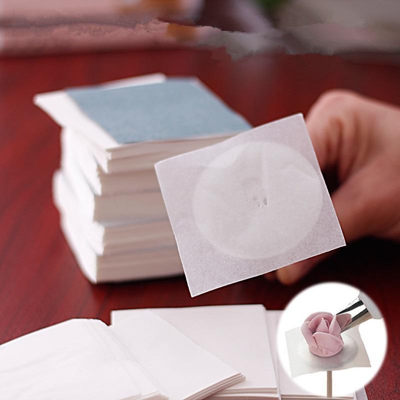 Krém torta jegesedés csövek virág díszítő papír esküvői - Konyha, étkező és bár - Fénykép 4