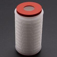 Части фильтра для воды membrand картридж 0.2um 5 дюймов винный фильтр