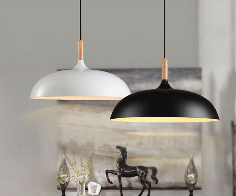 Nordic Simple Painted Metal Led Pendant Chandelier Lights Luminairas Novelty Wood Dining Room Cord Led Chandeliers Lamp FixturesNordic Simple Painted Metal Led Pendant Chandelier Lights Luminairas Novelty Wood Dining Room Cord Led Chandeliers Lamp Fixtures