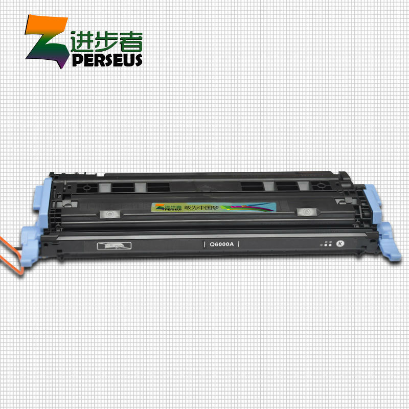 PERSEUS TONER CARTRIDGE FOR HP Q6000A Q6001A Q6002A Q6003A 124A COLOR FOR HP LASERJET 1600 2600 2605 CM1015MFP Grade A+