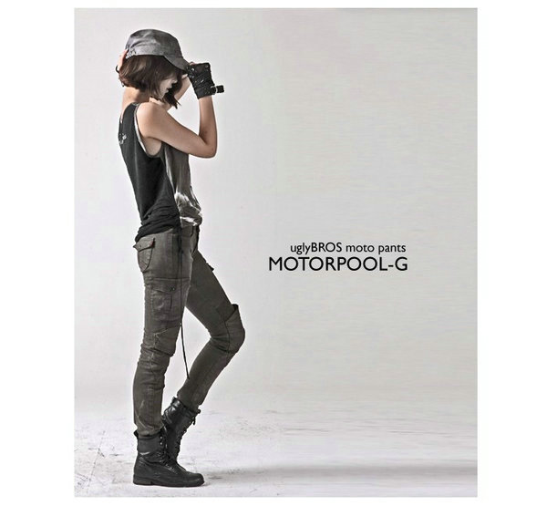Motorcycle Motorcycle PANTS MAN Cavallo deI motorpool ubs06 jeans Pantaloni uglybros delle Donne in sella a Motorcycle pan motorcycle man