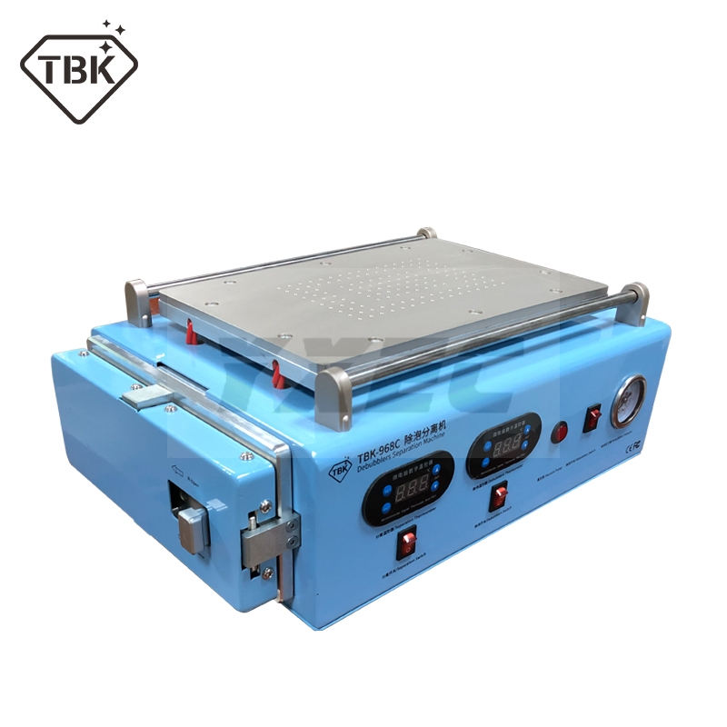Image 2 - TBK 968C LCD Screen Separate OCA Autoclave Bubble Remove Machine bulit in vacuum pump for ipad ipone X samsung Curved screenPower Tool Sets   -