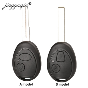 Transponder Remote Car Key Shell Case For Land Range Rover Discovery 75 Z3 Z4 X3 X5 E46 E39 fit MG7 BMW Mini Cooper R53 R50