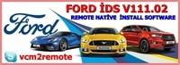 Voor Ford Ids 117.01 +(Online + Offline) Kalibratie Inheemse Installeren Met Afstandsbediening Ondersteuning [Alleen Software]