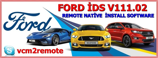 Najnowsze for Ford IDS 111.2+(Online+Offline) Calibration Native Install LL88