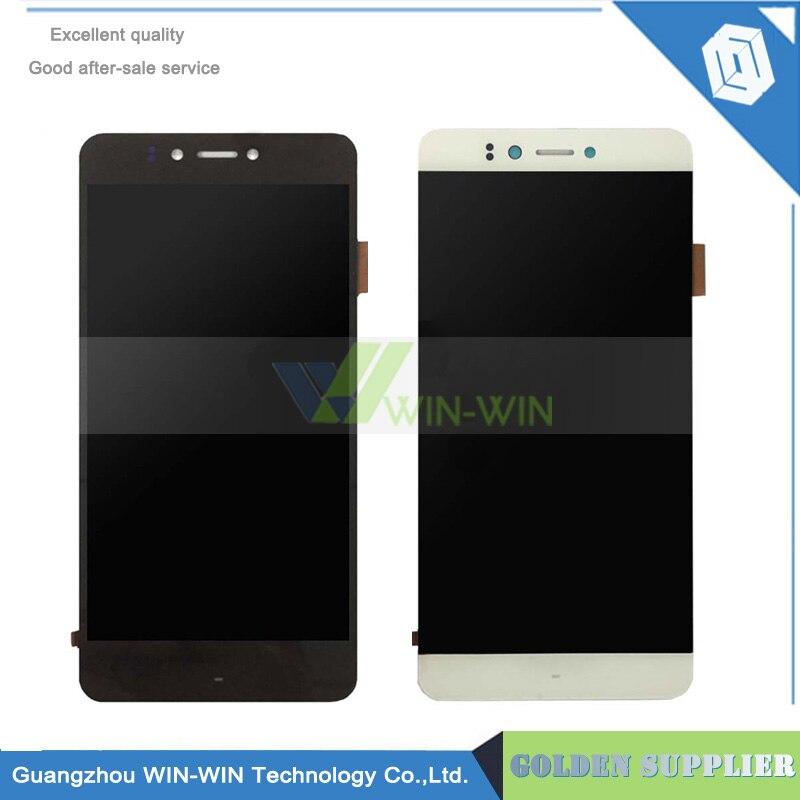 For 5.3 Prestigio Grace F3 PSP3532DUO LCD Display Touch Digitizer Assembly For Prestigio PSP 3532 duo lcd for PSP3532 lcd