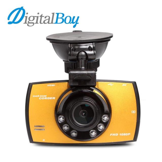 "G30 2.7"" Car Dvr 140 Degree Wide Angle Full HD 1080P Car Camera Recorder Registrator Night Vision G-Sensor HDMI Dash Cam"