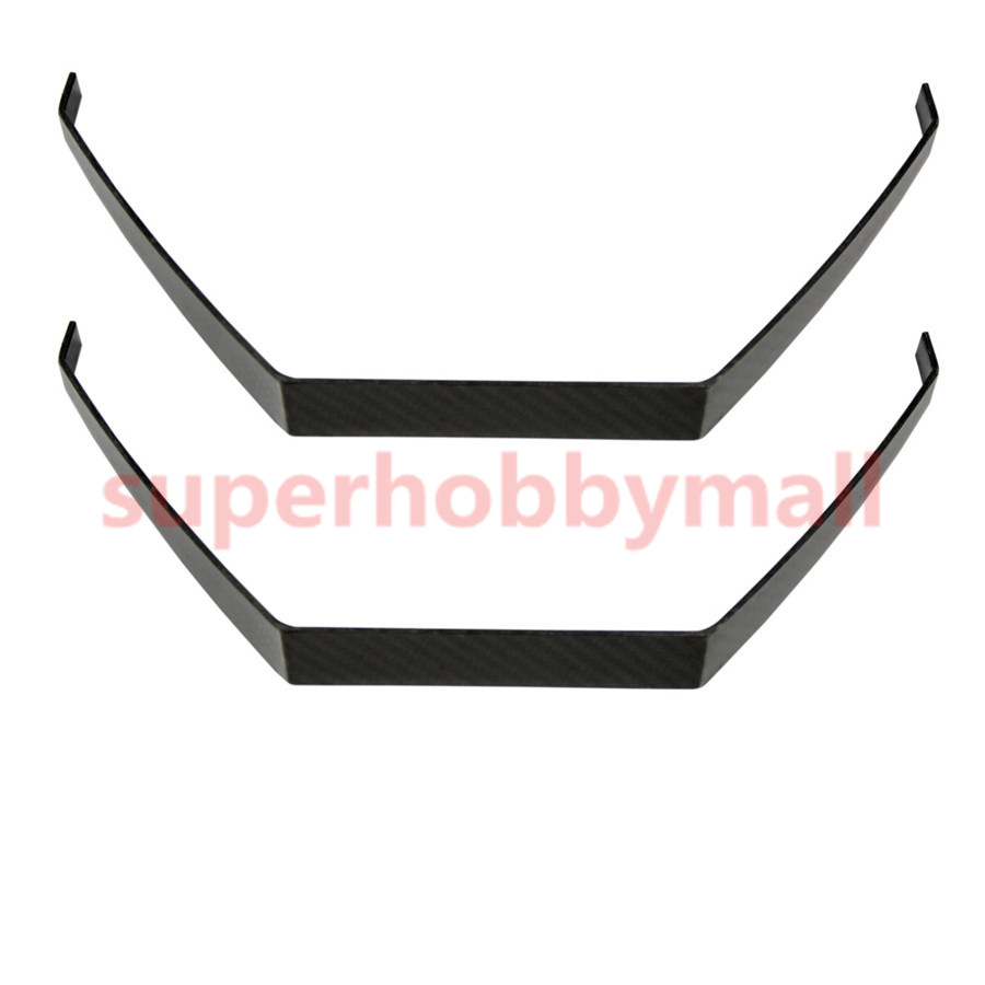 Carbon Fiber Landing Gear For Extra 260 200cc Gasoline RC Airplane NEW 275*785*330*65mm