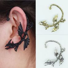 new fashion vintage Punk Rock Club Longchao ear ear cuff 2016 earrings for women  without piercing orecchini donna