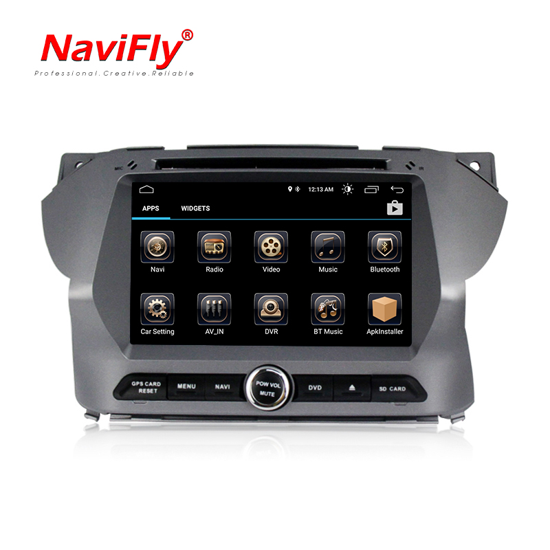 Navi-Fly 7inch HD touch screen Android8.1 2G RAM 32G ROM Car Audio dvd gps player for Suzuki Alto 2009 2010 2011 2012 2013