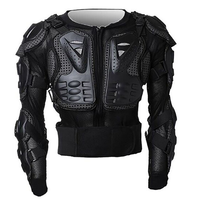 Prix pour Professionnel Moto Vestes Corps Protection Motocross Racing Full Body Armor Poitrine De Protection Veste racing armure protecteur