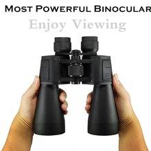 Телескоп 60x90 большой мощный высокой четкости широкоугольный большой Бинокль не инфракрасный военный lll ночного видения для охоты спорта