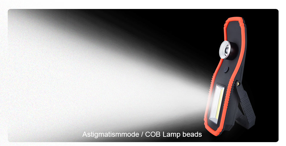 Portable Battery Rechargeable COB Led Light  (17)
