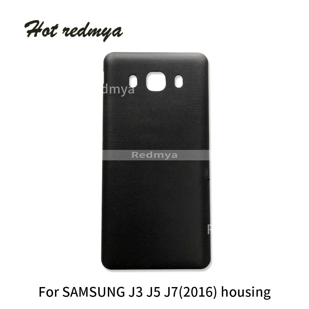 J3 J5 J7 2016 Back Battery Rear Cover Replacement For Samsung Galaxy J310  J510 J710 2016 Housing Door eplacement Parts