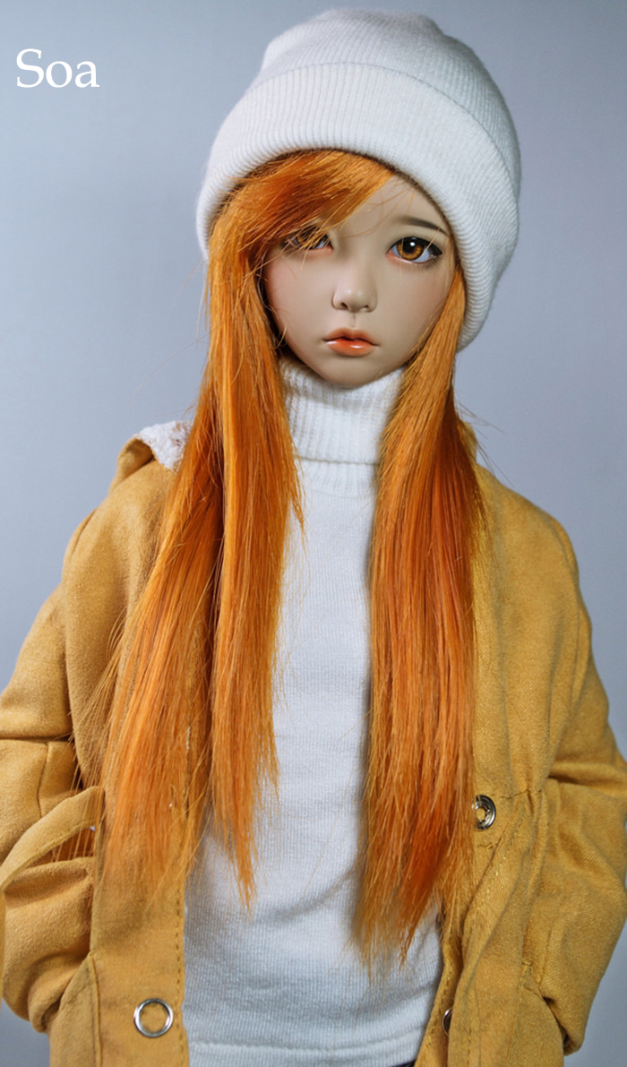 1 4 girl Soa Violet Amy fashion body 43cm hot bjd excellent quality and reasonable price