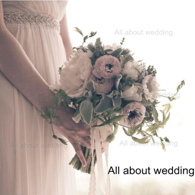 2017 New Style Crystal Rhinestone Beaded Wedding Dress Sash Stunning Shinny Dress Belt