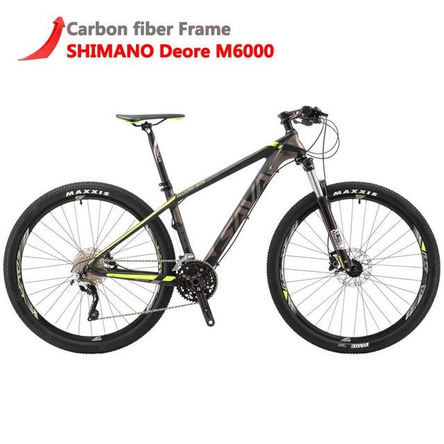 "SAVA DECK300 Мужской горный велосипед из углеродного волокна mtb горный велосипед mtb 27,5 ""Mountianbike велосипед SHIMANO DEORE bicicleta de montana"