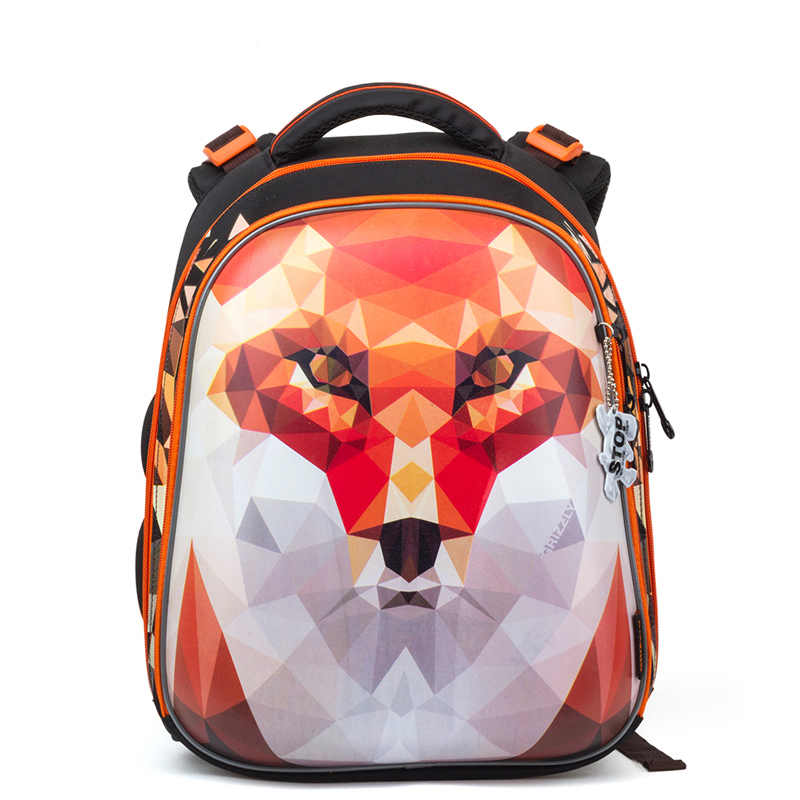 New Fashion Cartoon Dog Lion Owl Pattern School Bags for Boys Waterproof Orthopedic School Backpacks Grade 1-4 Children Bookbag patchwork school bags for girls or boys children backpacks cute carton shoulder fashion school backpacks birds pattern bb0109