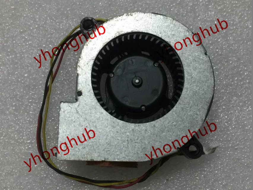 SF5020RH12-01E DC 12V 210mA  3-Pin   Server Blower  fan free shipping emacro sf7020h12 61as dc 12v 250ma 3 wire 3 pin connector 65mm6 server cooling blower fan