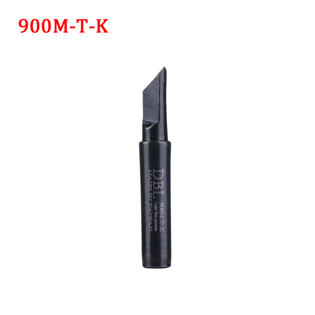 Lead-free Soldering Iron Tip 900M Serise Sting Welding Tools 900M-T-K 900M-T-I 900M-T-IS For 936 Soldering Station 2